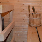 Sauna-Haus Fichte