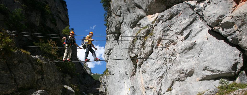 Hias-Klettersteig_Silberkarklamm