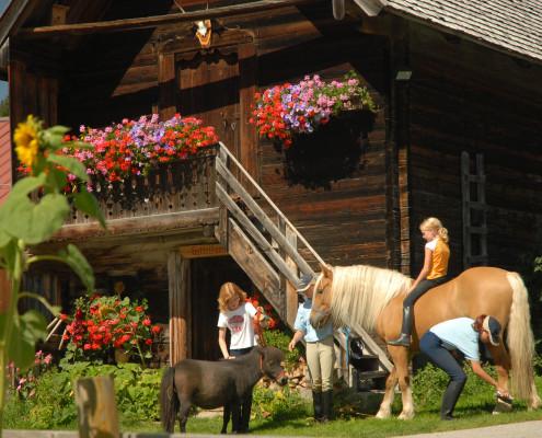 Ramsau, Pferdefreundliche Gemeinde
