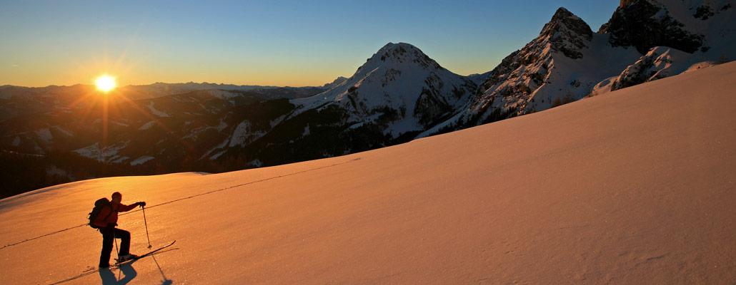 Skitour Dachstein-Raffalt