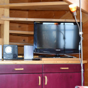 Sat-TV, CD, W-lan